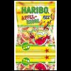 200g Packung von Haribo Apfelringe Fizz Sauere Fruchtgummis.